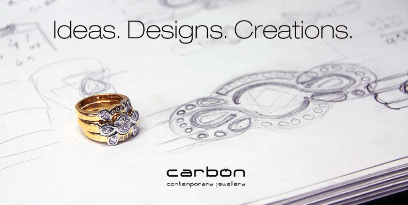 carbon contemporary jewellery